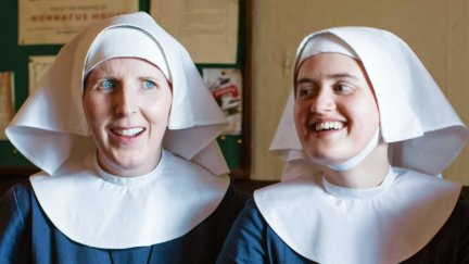 Behind the Scenes | The New Nuns