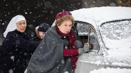 Recreating the 'Big Freeze' of 1963