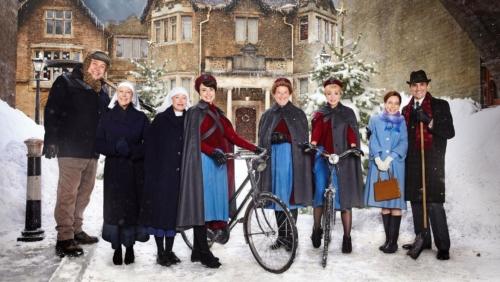 Call the Midwife Season 7, Holiday Special GIF Recap